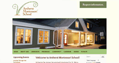 Preview of amherstmontessori.org